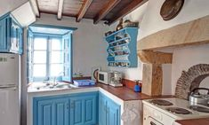 Greek Island Kitchens   Google Search