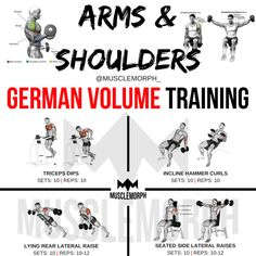 https://musclemorphsupps.com/products/28-day-shred-challenge german volume taining aems shoulder exercise musclemorph supps