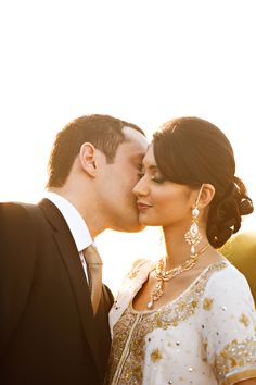 Cannot get over how beautiful this couple is - via Anum and Eihab's Turkish-Pakistani Fusion Wedding