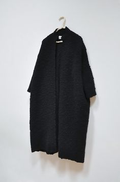 Amy Revier, Wool Coat