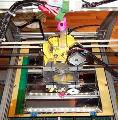 Reprap development and further adventures in DIY 3D printing: Universal Paste extruder - Ceramic, Food and Real Chocolate 3D Printing...