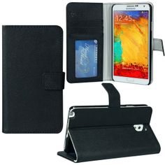 Virtual Reality Reiko Samsung Galaxy Note 3 Studs Wallet Case In White Modern Design