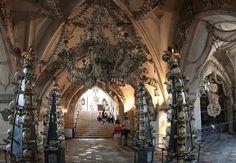 Sedlec Ossuary: die Knochenkirche - 2 (© PETR JOSEK Newscom RTR)