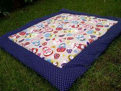 modèle couture tapis deveil 8