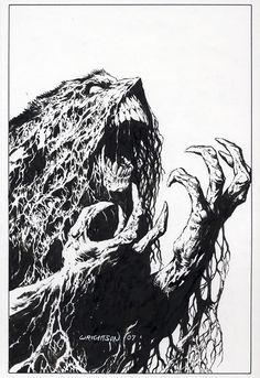 Bernie Wrightson | here are some bernie wrightson images you may not have seen
