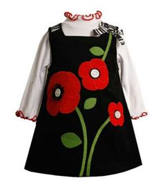 Wow.  Love poppies and anything resembling these.....and I could do this with any fabric, any color combo.