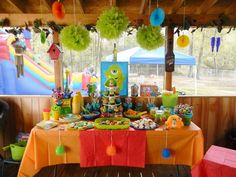 Pryce's 2nd Monster Bash | CatchMyParty.com