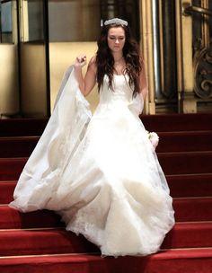 vera wang dress on gossip girl