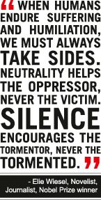 16 Stunning Quotes By Elie Wiesel | Grown up Techie | Pinterest ...