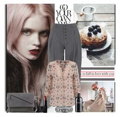 """""""53 = Yum"""" by coffee-lover-127 ❤ liked on Polyvore featuring The Beautiful Ones, Boutique, maurices, House of Harlow 1960, Ylang Ylang and NARS Cosmetics"""