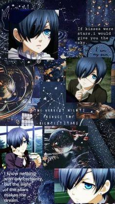 Anime Kuroshitsuji, Ciel Anime, Ciel E, Black Butler Kuroshitsuji, Otaku Anime, Creepy Backgrounds, Anime Backgrounds Wallpapers, Animes Wallpapers, Ciel Phantomhive