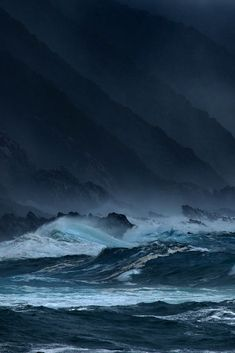 Tsitsikama Coastal National Park II Photo by George Veltchev -- National Geographic Your Shot No Wave, Storm Wallpaper, Waves Wallpaper, Stürmische See, Sea Storm, Walpaper Black, Stormy Sea, Stormy Waters, Sea Waves