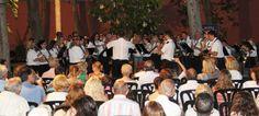 La Najarra acogió el último concierto del Festival Tropical de Bandas de Música Escandinavas de Almuñécar