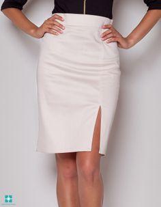 Waist Skirt, High Waisted Skirt, Classic Skirts, Fancy, Formal Dresses, Fashion, Dresses For Formal, Moda, High Waist Skirt