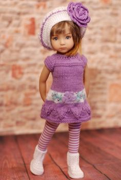 """OUTFIT and shoes for Dianna EFFNER LITTLE DARLING 13"""" 
