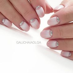 Top 100 gel nail art part 4 – Gentle nails photos#nails #fashion #wearwhatyoulove #gelnails #nailart #nails2018 #polished
