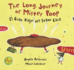 Book: The Long Journey of Mister Poop..?