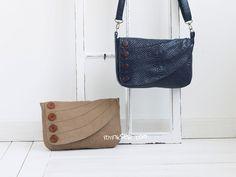 1107 Lisa Clutch Bag PDF Pattern - New Release Sale! 50% Off!