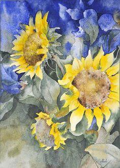 sunflowers Alieh