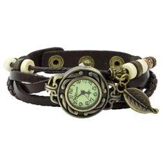 Sale Preis: Damen Retro Baum Blatt Leder Armkette Armband Armbanduhr Uhren Uhr Watches Bunt. Gutscheine & Coole Geschenke für Frauen, Männer & Freunde. Kaufen auf http://coolegeschenkideen.de/damen-retro-baum-blatt-leder-armkette-armband-armbanduhr-uhren-uhr-watches-bunt  #Geschenke #Weihnachtsgeschenke #Geschenkideen #Geburtstagsgeschenk #Amazon