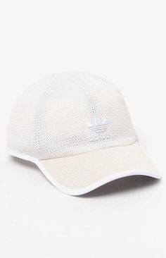 adidas Relaxed Primeknit Light Brown Strapback Hat
