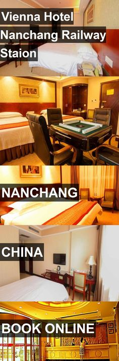 Hotel Vienna Hotel Nanchang Railway Staion in Nanchang, China. For more information, photos, reviews and best prices please follow the link. #China #Nanchang #ViennaHotelNanchangRailwayStaion #hotel #travel #vacation