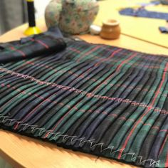 This is a traditionally made hand stitched kilt made in Scotland byus.  We pride...