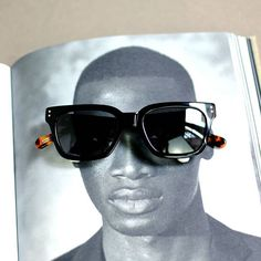 Midnight Frank, our take on Italian nonchalance. Get your shades at TRIWA.com!