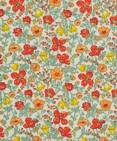 Liberty Art Fabrics Meadow L Tana Lawn Cotton