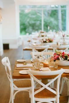 Rustic beach themed wedding