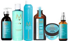 MOROCCANOIL - Innovative and revitalizing hair care products creating an instant shine for your hair