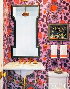 powder room goodness!