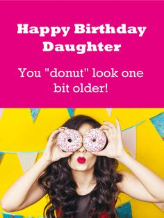 c33a4084c4bc 9 Best Funny Birthday Cards for Daughter images