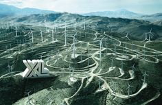 XL Capital – Windgenerators Landscape by Tom Nagy