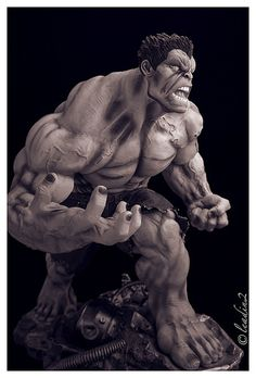 Red Hulk | Statue | Sideshow Collectibles Premium Format Exclusive
