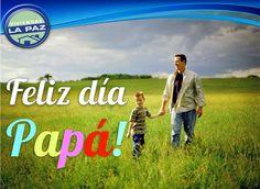 Viviendas La Paz Les desea Feliz Dia a todos los Padres el dia hoy.