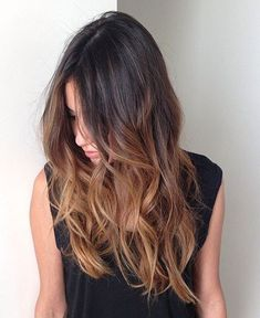 Long hairstyles for fall 2016