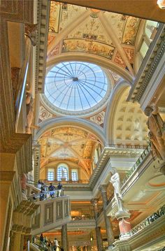 Forum Shops, Las Vegas