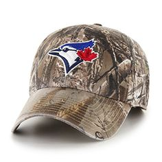 Toronto Blue Jays Realtree Clean Up Realtree 47 Brand Adjustable Hat - Detroit Game Gear Detroit Game, Camo Hats, Toronto Blue Jays, Detroit Red Wings, Hat Making, Fan Gear, Clean Up, Camouflage, Baseball Hats
