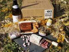 Gourmet box Francia