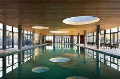 Ming-Tang Hot Spring Resort / CT Design