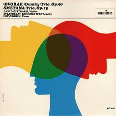 Cores Pigmento Transparentes - Dumky Trio, Op. 90. Referência quadro de triângulos, cores complementares.