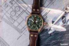 Hands-on with the IWC Big Pilot's Perpetual Calendar Spitfire Bronze Dream Watches, Luxury Watches, Cool Watches, Rolex, Iwc Pilot, Iwc Watches, Brand Name Watches, Silver Pocket Watch, Vintage Watches For Men