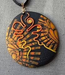 zentangle polimer clay - Buscar con Google
