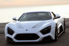 "Zenvo ST1 $1,225,000. Able to reach 60 mph in 2.9 seconds and a top speed of 233 mph. The Zenvo ST1 is from a new Danish supercar company that will compete to be the best in speed and style. The ST1 is limited to 15 units and the company even promised ""flying doctors"" to keep your car running."