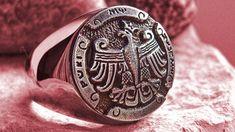 Poland History, My Family History, Rings For Men, Symbols, Blog, Jewelry, Mysterious, Polish, Decor