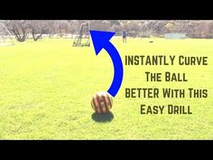 This video breaks down a great drill to help you bend the soccer ball better.