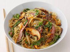 Korean Beef Noodles Recipe : Food Network Kitchen : Food Network - FoodNetwork.com