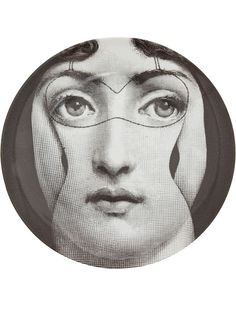 Fornasetti Printed Plate