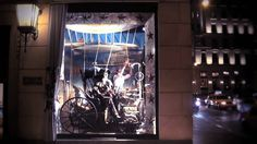 Follow Me: the Making of Bergdorf Goodman's 2010 Holiday Windows